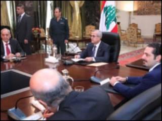 جلسات الحوار اللبناني
