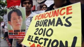 बर्मा चुनाव
