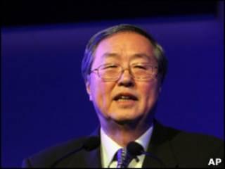 Zhou Xiaochuan/AP