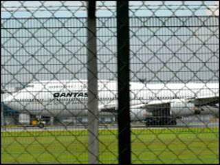 طائرات بوينج 747 آمنة