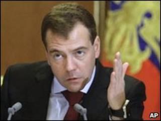 TT Medvedev