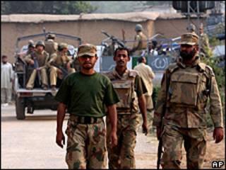 ارتش پاکستان-آرشیو