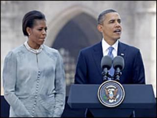 Барак ва Мишел Обама