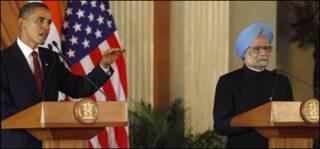 ओबामा और मनमोहन
