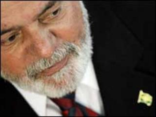 Lula em Brasília Foto Reuters/Ueslei Marcelino