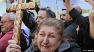 تجمع مسیحیان عراقی آمریکا