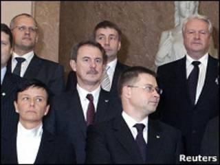 Министр иностранных дел Латвии Гиртс Кристовскис