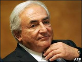 Dominic Strauss-Kahn