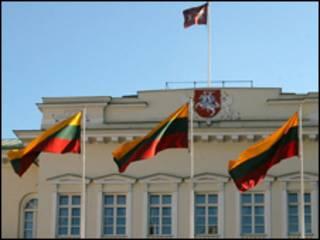 Здание парламента Литвы