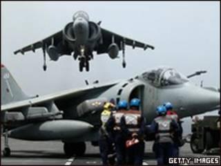 英国皇家空军鹞式喷气机