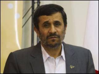 Shugaban Ahmadenajad na Iran