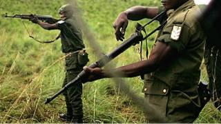 Abasirikare ba Kongo mu myimenyerezo