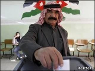 انتخابات اردن