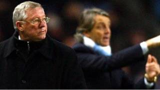 Ubatoza Sir Alex Ferguson na Roberto Mancini