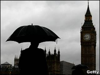 مقر البرلمان البريطاني