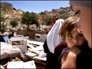 هدم منازل لعرب إسرائيل