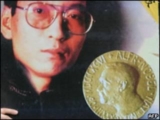 劉曉波獲和平獎惹怒中國政府