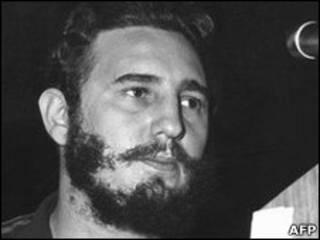 الزعيم الكوبي فيدل كاسترو