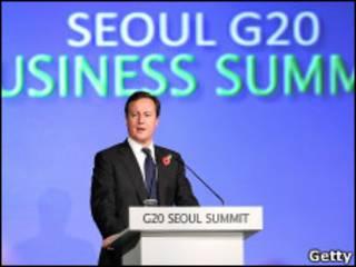 رئيس الوزراء البريطاني، ديفيد كامرون
