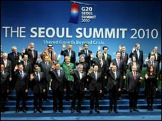 رهبران گروه 20