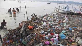 गंगा में प्रदूषण