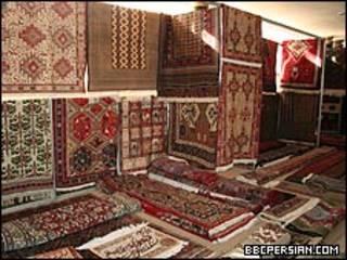 نمایشگاه ملّی ایران در کاخ باربد دوشنبه
