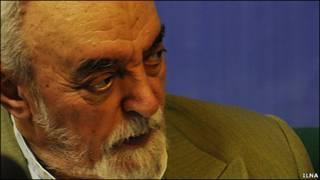 حبیب الله عسگراولادی، از اعضای اصلی حزب مؤتلفه اسلامی