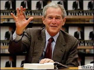 جورج دبليو بوش