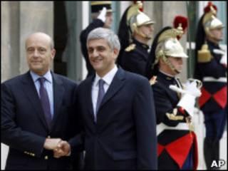 Старый и новый министры обороны