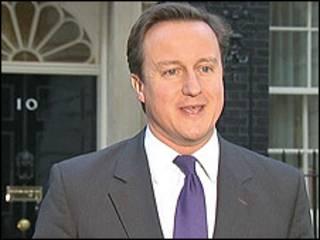 Fira Ministan Burtaniya, David Cameron