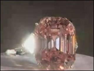 गुलाबी हीरा