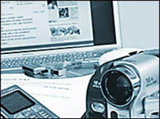 آپ کی آڈیو، ویڈیو اور تصاویر