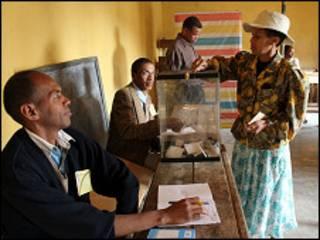 استفتاء في مدغشقر