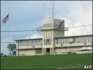 معتقل غوانتنامو بكوبا