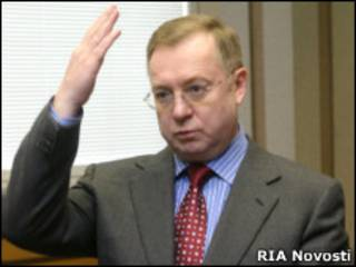 Глава Счетной палаты Сергей Степашин