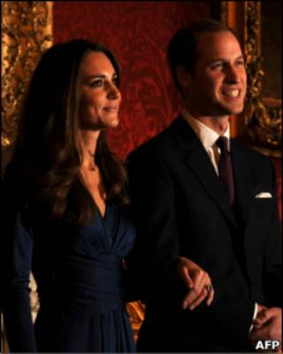 Кейт Миддлтон и принц Уильям