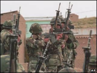 Ejército de Bolivia