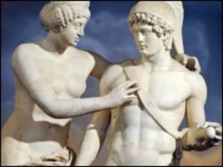تمثال فينوس ومارس