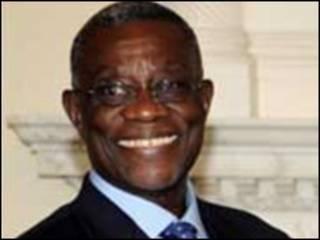 John Atta Mills, shugaban Ghana