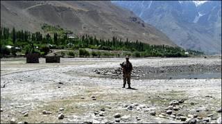 Таджикско-афганская граница