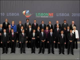 قادة الناتو