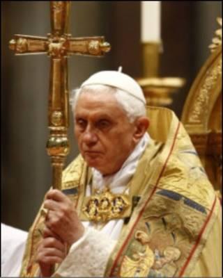 پاپ بندیکت شانزدهم