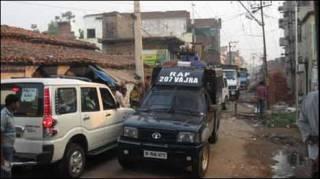 चुनाव के दौरान बिहार में नक्सल प्रभावित इलाक़ों में हिंसा की आशंका व्यक्त की गई है.(फ़ाइल फ़ोटो)