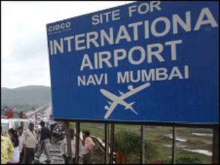 Địa điểm sẽ xây sân bay Navi Mumbai, Ấn Độ