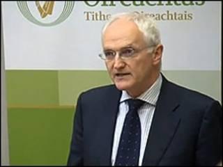 Министр окружающей среды Ирландии Джон Гормли