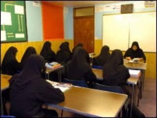 Мусульманская школа в Британии