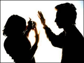خشونت خانوادگی