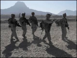 Cố gắng chống quân nổi dậy của khối Nato đã mang lại bình ổn tại một số địa bàn