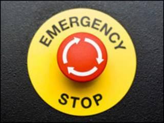 Кнопка аварийного выключения