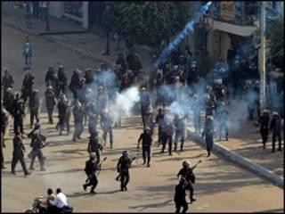 اشتباكات مصر